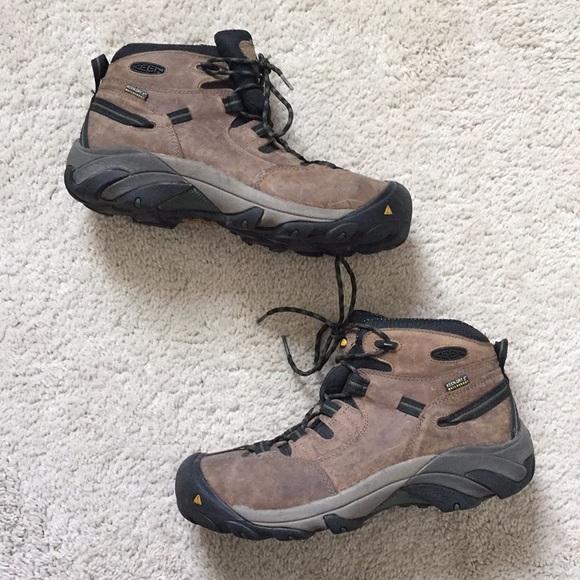 82cb602ba3f Quality KEEN Steel Toe Detroit Mid Work Boots